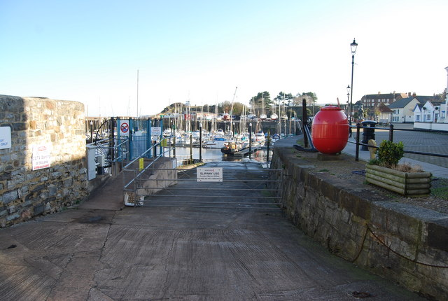 The Slipway, The Marina, Watchet