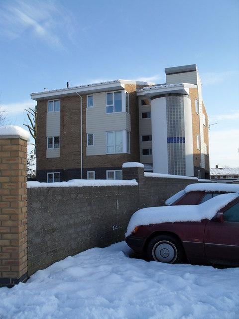 Modern flats in Prospect Lane