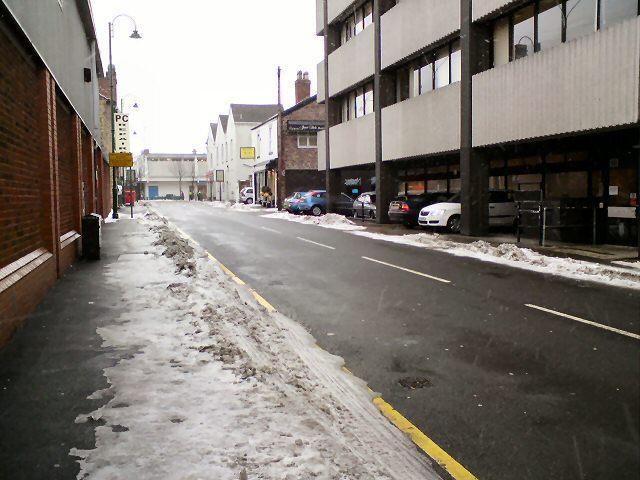 Hamnett Street