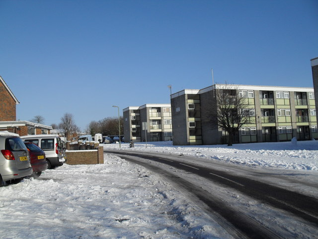 Flats in Prospect Lane