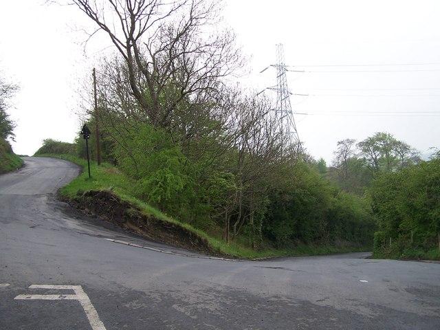 Hairpin Bend, Hagg Hill, Birley Edge, Sheffield