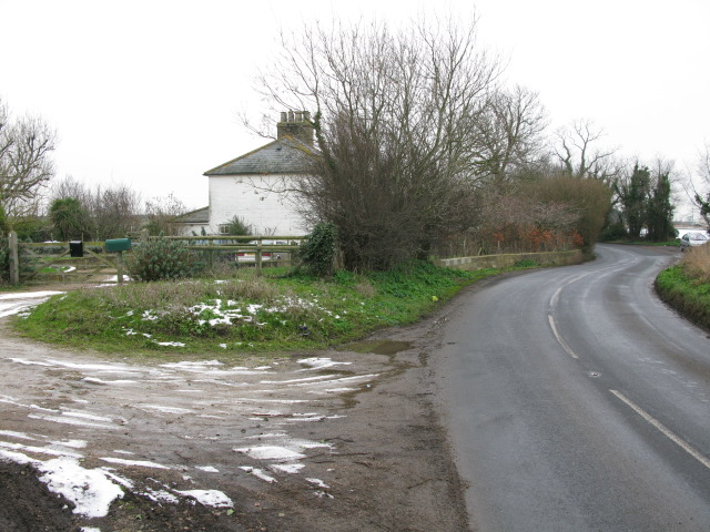 Pond Cottage, Grinsell Hill