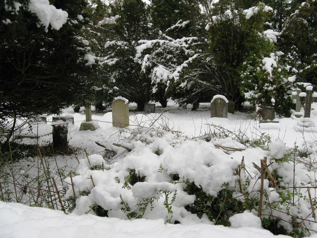 Graveyard of St Mary Magdalene