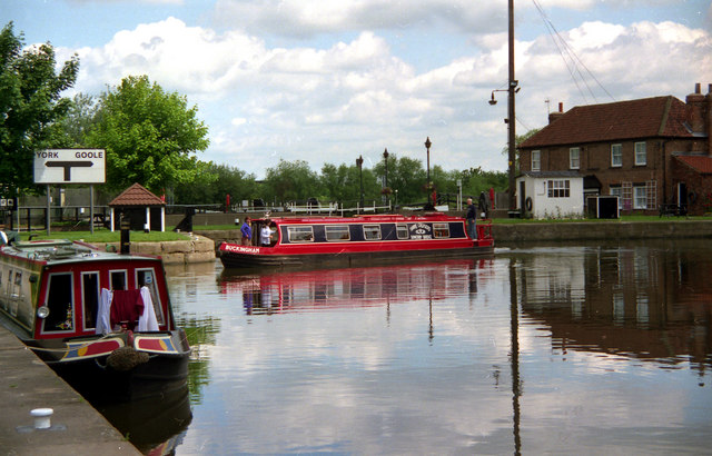 Selby Canal Basin
