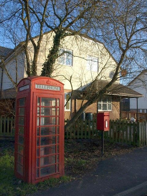 Woodbury Salterton Post Office