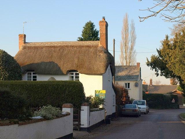 Cottages, Woodbury Salterton