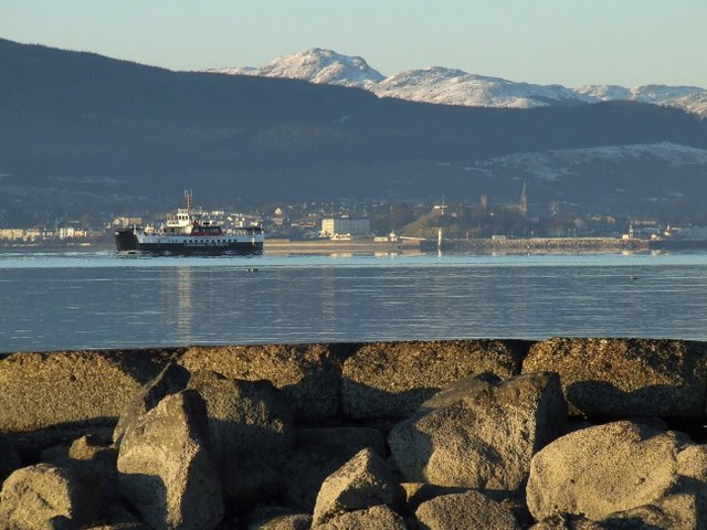 Dunoon from Inverkip