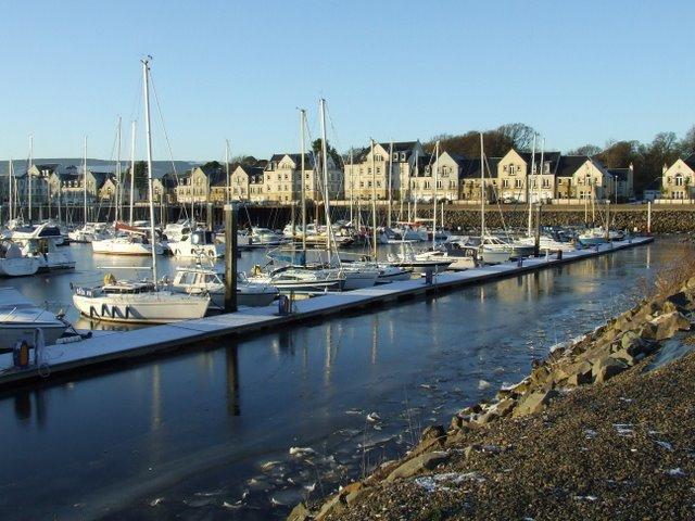 Kip Marina and Harbourside