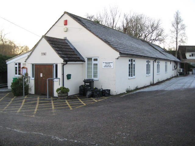 Great Shefford: The Village Hall