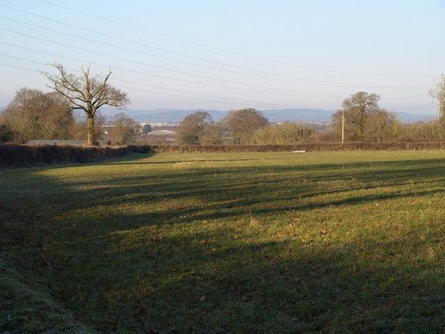 Field near Heathfield House