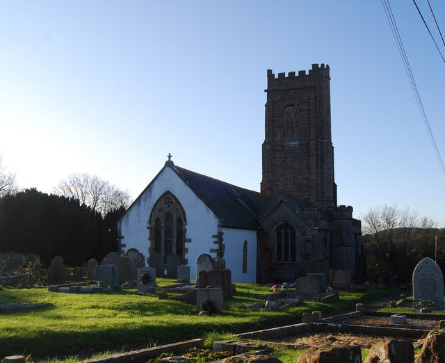 St Decumans Church