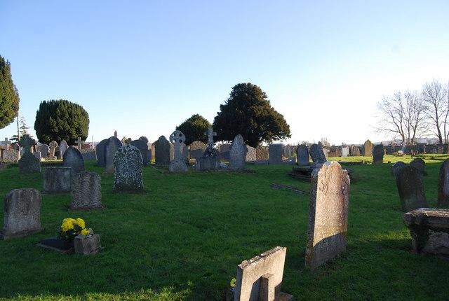 St Decuman's Churchyard