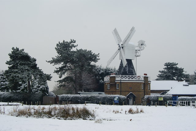 Wimbledon Common Windmill