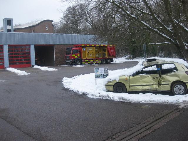 Godstone Fire Station, Godstone Hill