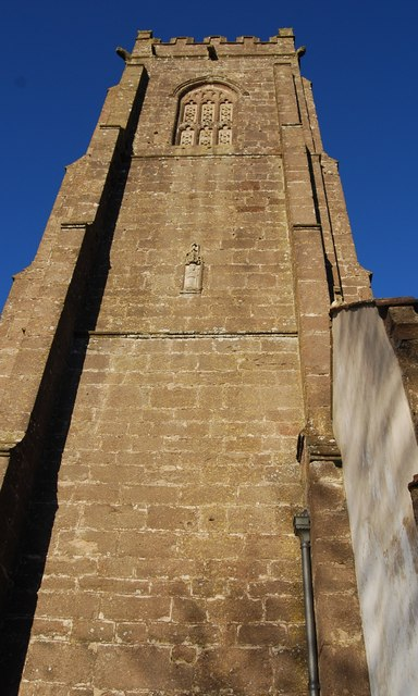 St Decuman's Church Tower