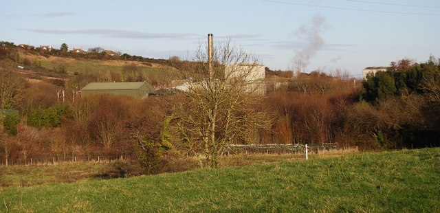 Paper Mill at Watchet