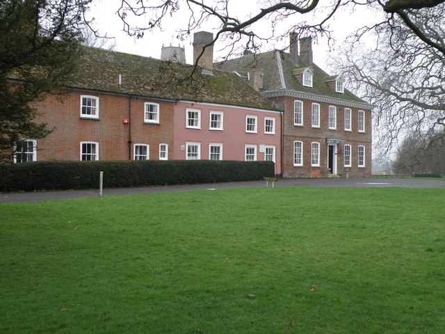 Hemingford Grey House