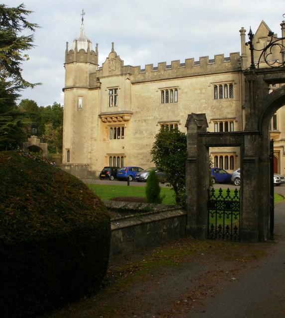 Llantarnam Abbey