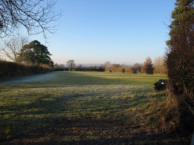 Field by Heathfield Cross