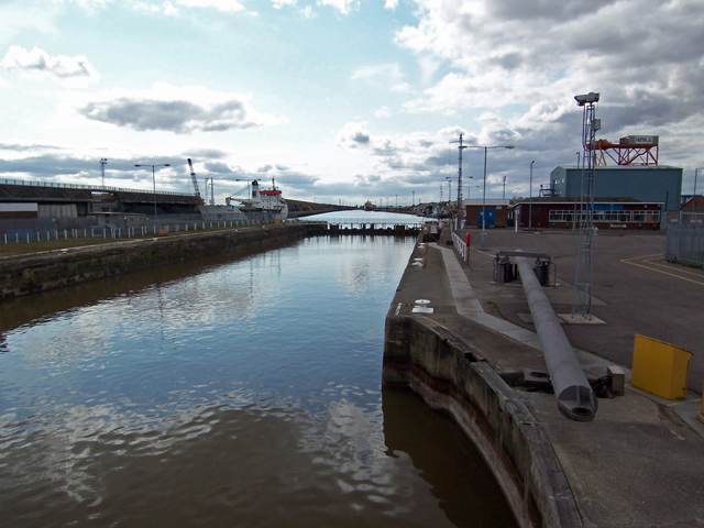 Albert Dock, Hull