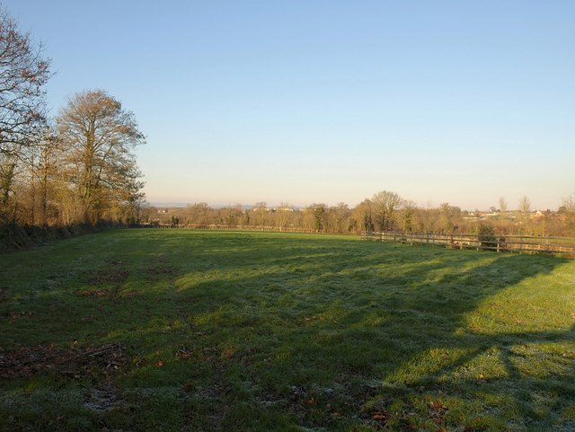 Field near Greendale House
