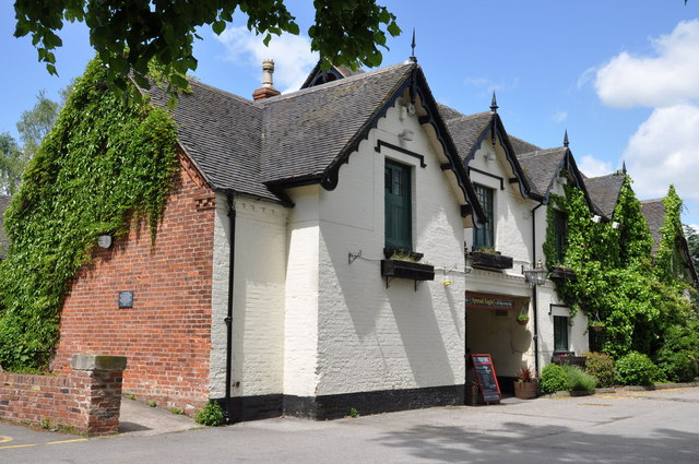 Rolleston-on-Dove, Staffordshire