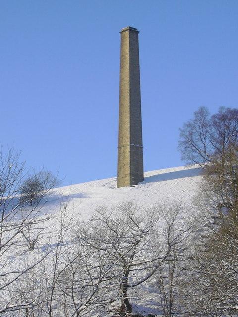 Higher Mill Chimney
