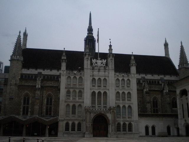 London Guildhall EC2