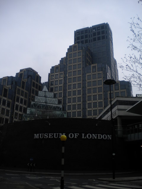 Museum of London, London Wall EC2