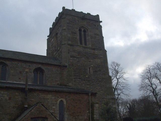 North side of Adlingfleet All Saints' Church