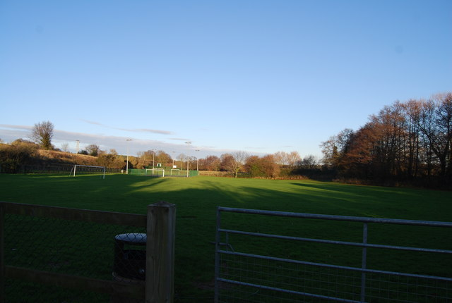 Recreation Ground, Washford