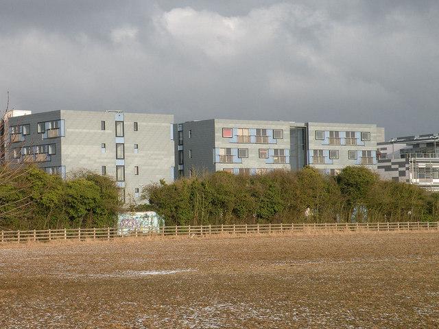 South Residences, West Cambridge Site