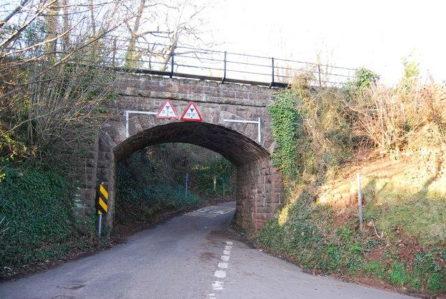 Railway Bridge, Washford