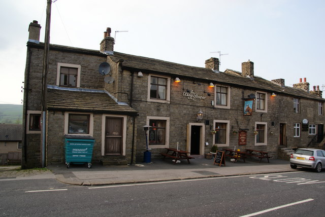 The Bay Horse, Cowling