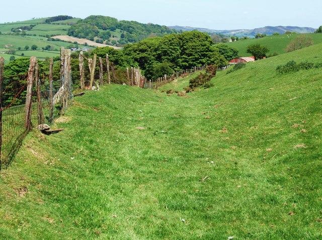 Taith Clwyd heads towards Tan-y-foel