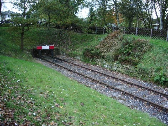 End of the line, Oxenhope Station