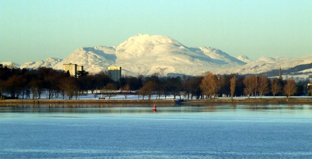 Ben Lomond and Levengrove Park