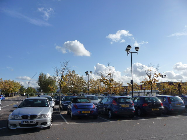 Morrison's Car Park, Southbury Road, Enfield