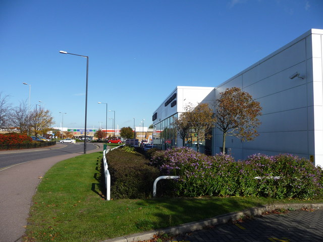 Baird Road, Enfield Trading Estate, Enfield