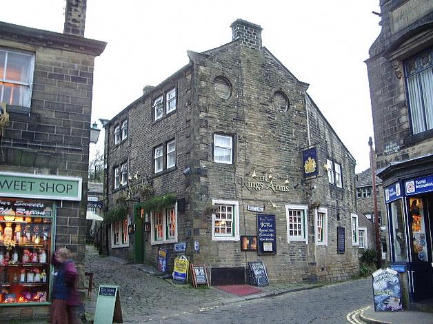 The Kings Arms, Church Street, Haworth