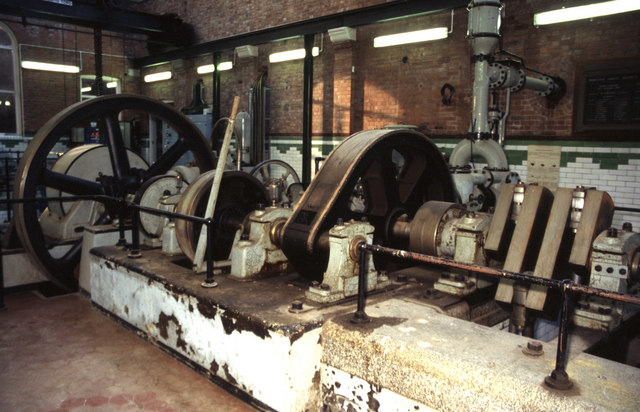 Friar Waddon Pumping Station