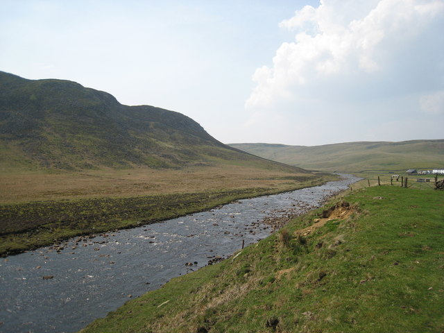 River Tees near Cronkley Scar