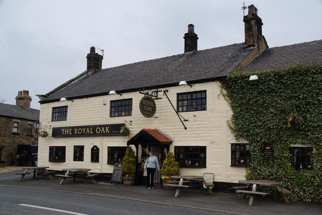 The Royal Oak, Riley Green