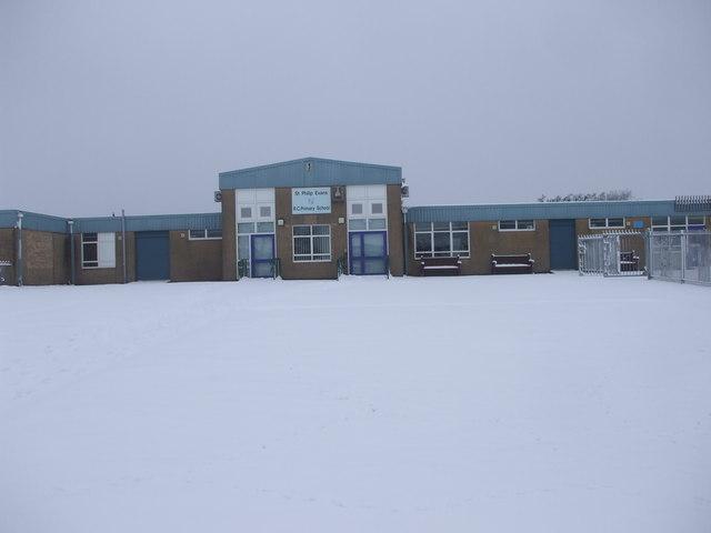 St Philip Evans RC Primary School, Cardiff