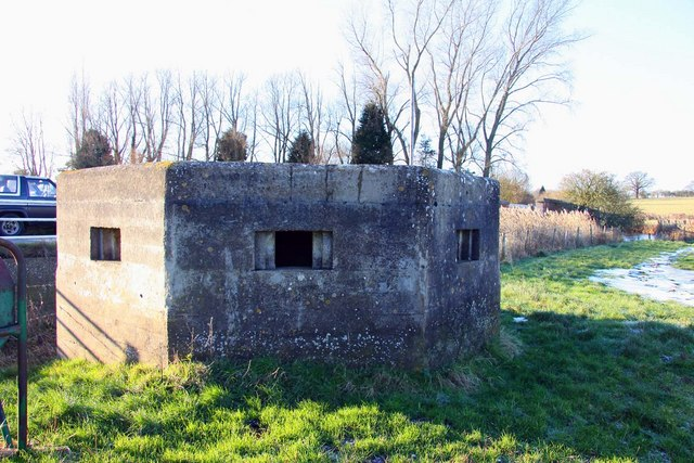 Pillbox at Somerton