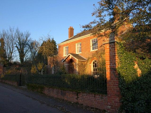 Brick house in Woodbury