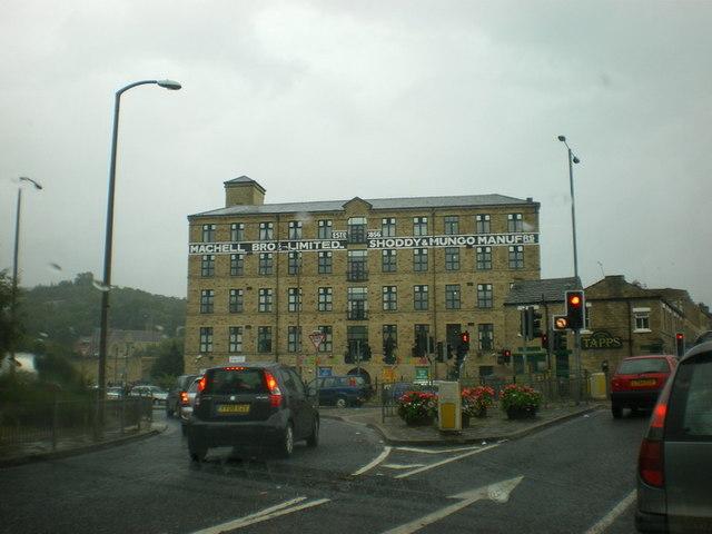 Cloth Hall Mills, Foundry Street, Dewsbury