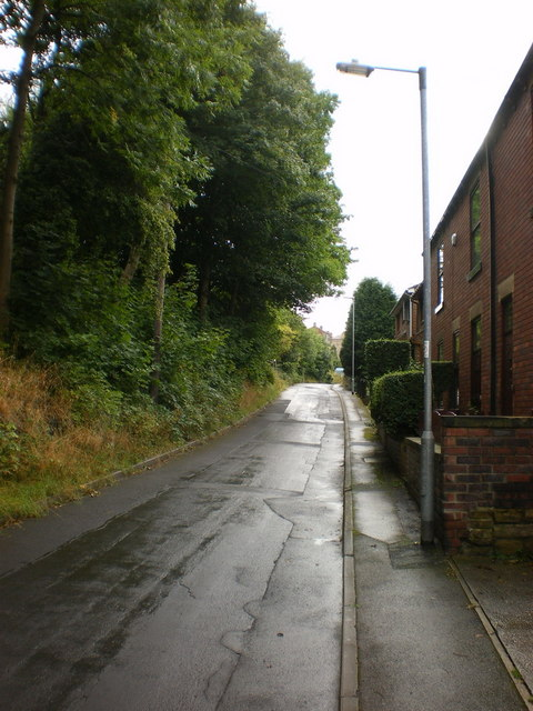 Wells Road, Thornhill Edge