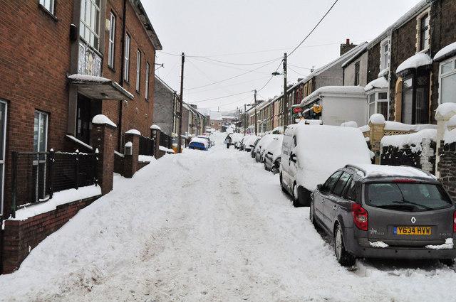 Newall street