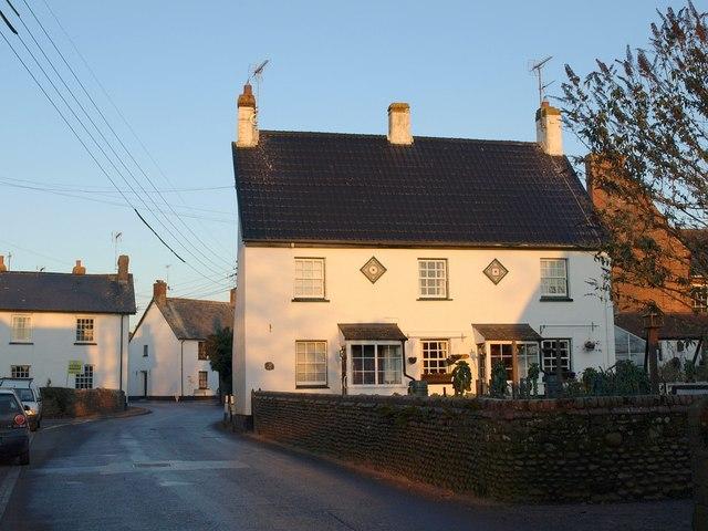 Cottages, Woodbury